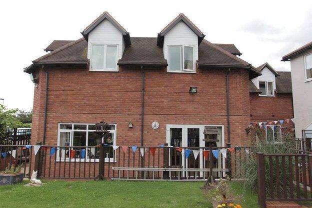 Regents Court Care Home in Bromsgrove