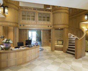Reception in Reigate Grange