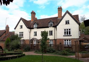 Robin Hood House Care Home - Exterior