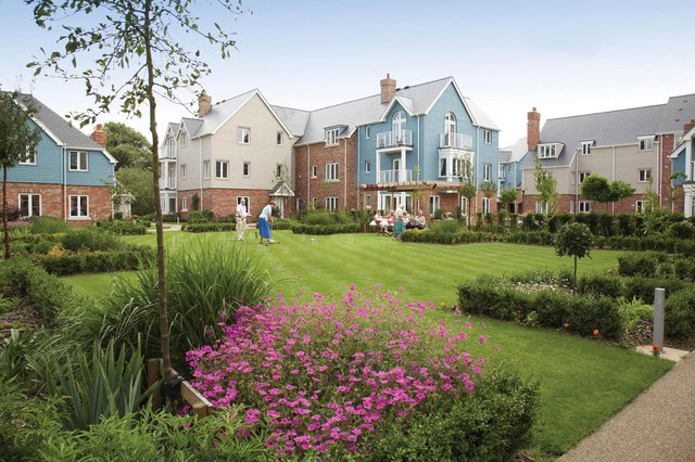 Richmond Village Northampton - Nursing Home - Northampton exterior of the property