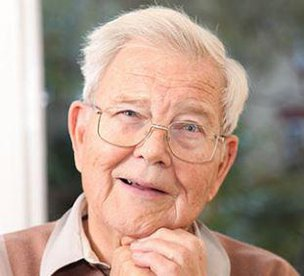 Right at Home Home Care in Harrow elderly man