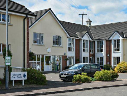 Rose Court Care Home in Ballymena