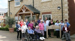 Rose Lodge & Holland House Care Home in Market Deeping