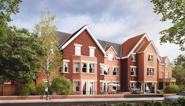 Rosewood Manor Care Home in Market Harborough