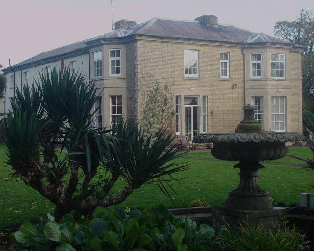 Roxholm Hall Care Centre in Sleaford