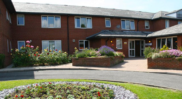 Ruckland Court Care Home in Lincoln