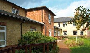 Ryelands Care Home in Wallington