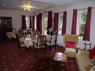 Saffrons Care Home in Eastbourne BN21 1DU Dinning Room 3