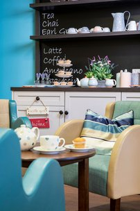 Greenhill House Somerset Care Coffee Lounge