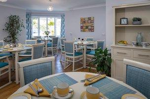 Grovelands Somerset Care Dining