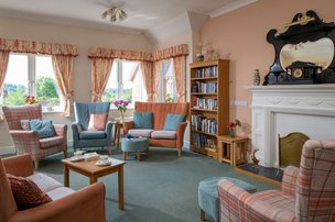 Grovelands Somerset Care Lounge