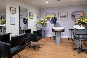 Wessex House Somerset Care Hair Salon