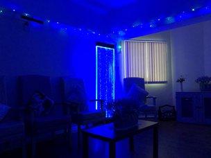 Sensory Lounge in Woodlands Gate