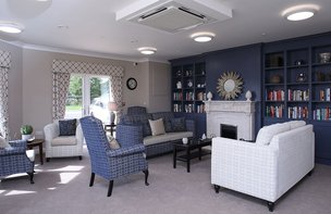 Second Lounge in Shipton Lodge