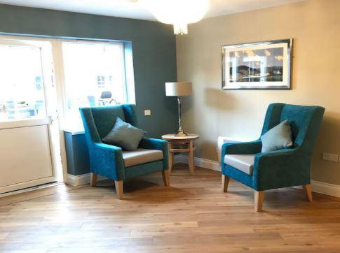 Silvanna Court Care Home in Wickford