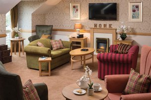 Lavender Court Somerset Care Lounge