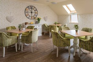 Lavender Court Somerset Care Dining