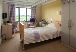Somerset Care Stockmoor Lodge Bedrooms