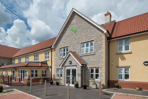 Greenhill House Somerset Care Home