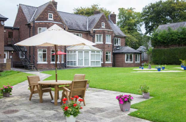 St Oswalds House Care Home