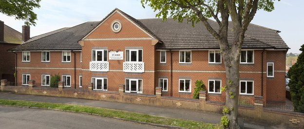St Anns Care Home in Kettering