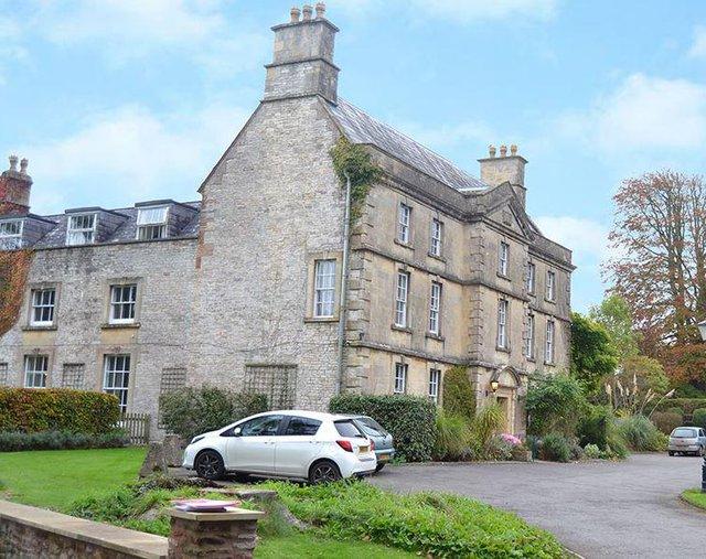 Stanton Court Nursing Home in North East Somerset