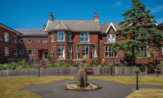 Starr Hills Care Home in Ansdell