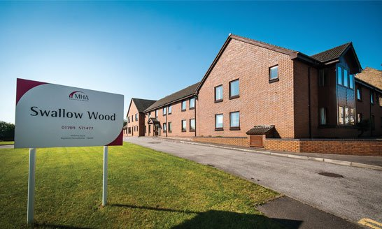 Swallow Wood Nursing Home in Doncaster
