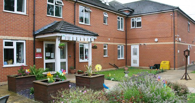 Swanholme Court Care Home in Lincoln