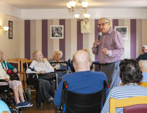 Sycamore House Care Home - activities