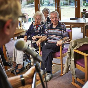 Sydmar Lodge Care Home Middlesex Entertainment