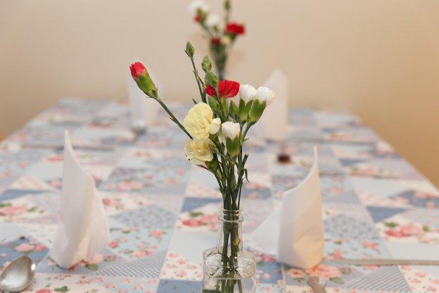 Elsadene, Weymouth dinning room