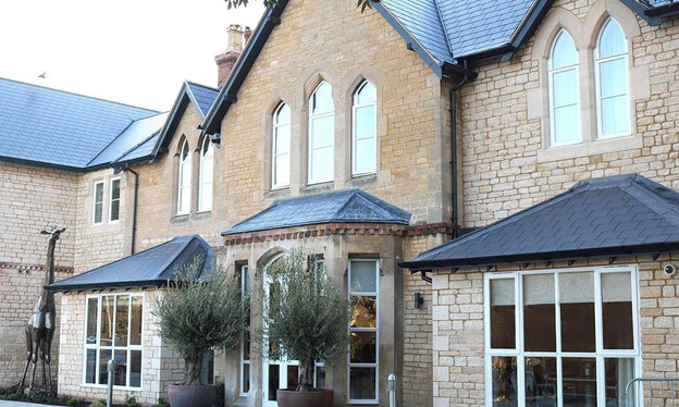 Tallington Lodge Care Home in Lincolnshire