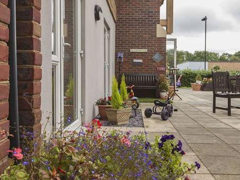 Tallis House Care Home in Waltham Abbey