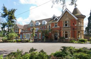 The Berkshire Care Home in Wokingham