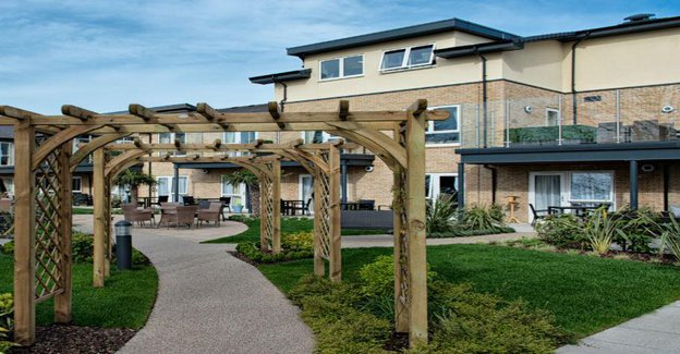 The Cambridgeshire Care Home in Cambridge, Cambridgeshire exterior
