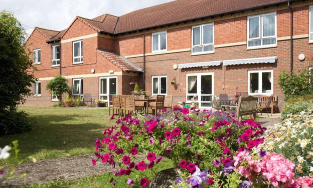 The Chestnuts Care Home in Aylesbury