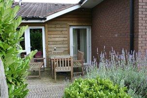 The Friendly Inn Rear Garden
