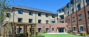 The Grand Care Home in West Bridgford