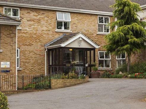 The Grange Care Home in Wickford