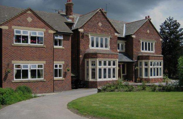 The Grove Care Centre in Thurnscoe