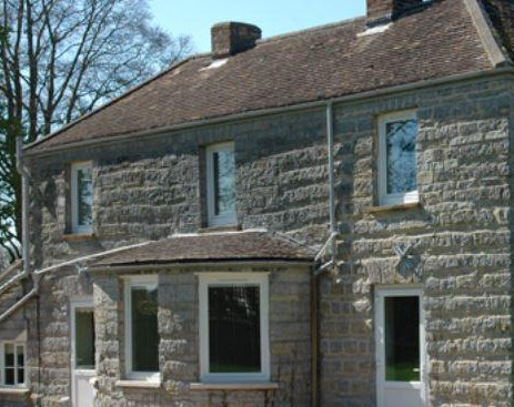 The Lodge Care Home in Somerset Exterior