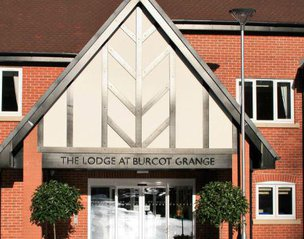 The Lodge at Burcot Grange Care Home in Worcestershire