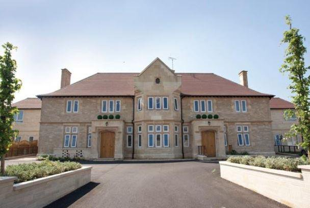 The Orangery Care Home in Bath