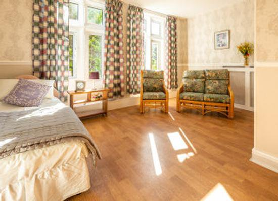 The Orchard Residential Care Home Huyton Bright Room