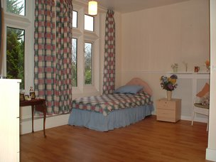The Orchard Nursing Home Huyton Liverpool Bedroom
