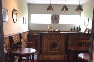 Bar at The Place Up Hanley
