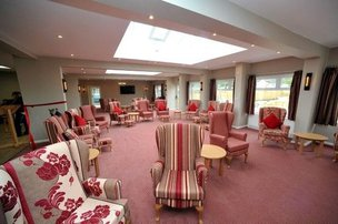 Lounge in The Place Up Hanley