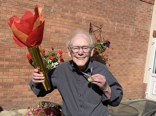 Care Homes Celebrate the 2020 Olympic Games