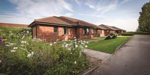 Warde Aldam Nursing Home in Pontefract